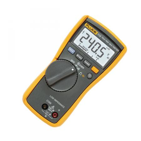 Digitale multimeter - Fluke - 113 - Batterij