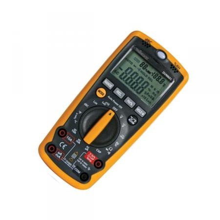 Digitale multimeter - Perel - Batterij